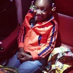 2Face's First Daughter Isabella Turns 5