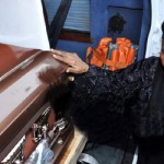 Solomon Lar's Body Arrives Abuja