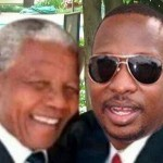 Kenyan Politician Photoshops Himself With Nelson Mandela