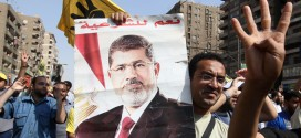 Egypt's Morsi Charged With 'Terrorist Acts'