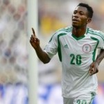 Nnamdi Oduamadi Scored His First International Goal in a World Cup Qualifier Against Kenya in Calabar.