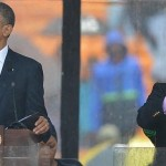 Mandela's Memorial Sign Language Interpreter In Psychiatric Hospital