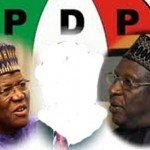 Lamido Gives Jigawa Senators Thumbs Up For Walking Out On Tukur During PDP Senate Caucus Meeting