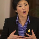 Thai PM, Yingluck Shinawatra