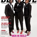 Photos: South African Men Pose In High Heels