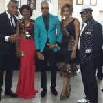 PHOTO: Dazzling Fathia Balogun & Dayo Amusa At Bon Awards