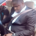 BIZZARE: Lawyer, Passenger Found Dead In Car (PHOTO)