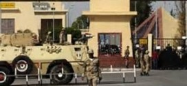 Policeman Killed As Bomb Hits Camp In Egypt's Ismailiyah