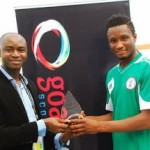 Mikel Obi Wins Nigeria Player Of The Year Award