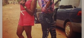 PHOTOS: You Won't Believe What Funke Akindele & Ini Edo Are Doing With Guns