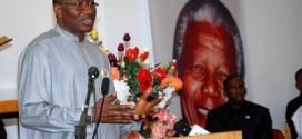 Non-Selection Of Jonathan As One Of World Leaders To Speak At Mandela's Funeral A 'Non-Issue', Says Presidency