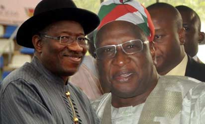 President Jonathan To Contest In 2015 – Tukur Confirms