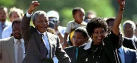 World Leaders Pay Tribute To Nelson Mandela