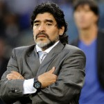 Cash or Country! Maradona Offered $100,000 to Wear Iran Shirt