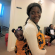 PIC: Mercy Johnson With Her Baby Strapped On Her Back