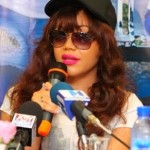 PHOTOS: Is That Jim Iyke's Engagement Ring On Nadia Buari?