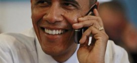 You Won't Believe Why President Obama Can't Have iPhone