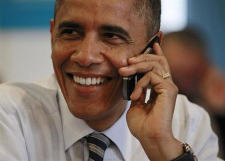 You Won't Believe Why President Obama Can't Have iPhone ...