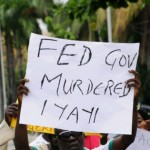 PHOTONEWS: Activists In Lagos Protest Over The Death (Murder) Of Professor Iyayi
