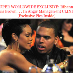 Rihanna Visits Chris Brown In Rehab (LOOK)