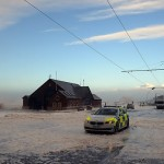 People Advised To Stay At Home As Storm Kills One In Scotland