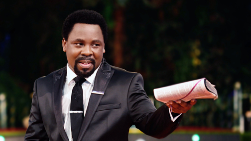 Ebola: Stop Lying Against Me Or    - T B  Joshua Warns