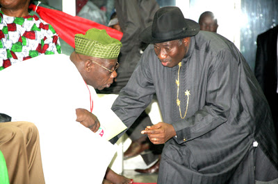 Premium Times has learnt, that President Goodluck Jonathan telephoned