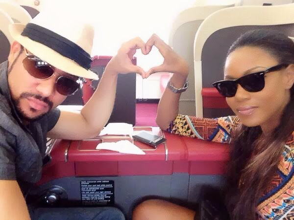 Yvonne Nelson And Majid Pose Together In Love Inspired PhotoYvonne Nelson Boyfriend