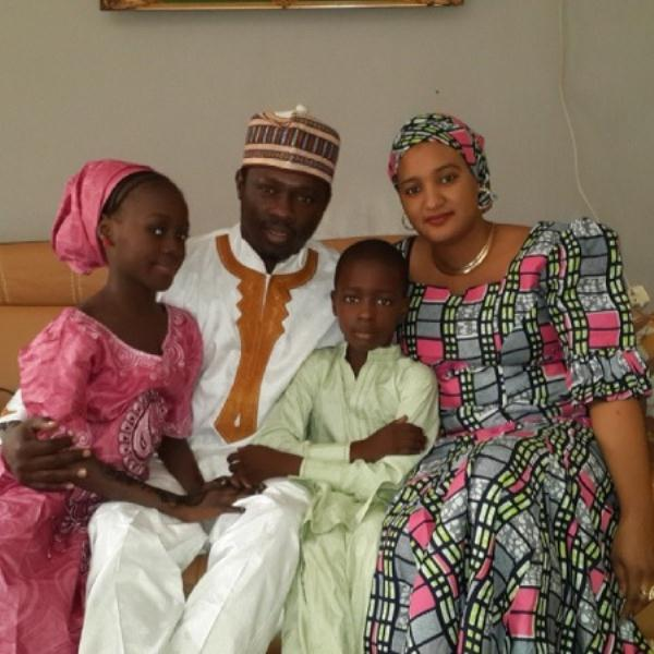 Ali Nuhu New Wife