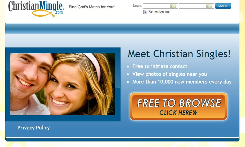 Free christian online dating sites