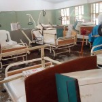 EMPTY FEMALE SURGICAL WARD, FEDERAL MEDICAL CENTRE, GOMBE (NAN)