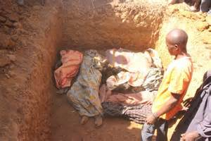 Plateau Attack: 33 Given Mass Burial