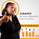 Jumia Independent sales consultant