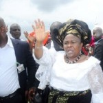 Patience Jonathan Lays Foundation Of 15-storey Female Hostel In Unilag