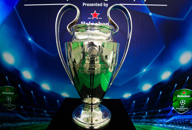 Uefa Champions League Trophy is Coming to Lagos Uefa Champions League Trophy 2013
