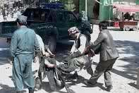 10 Killed In Afghanistan Suicide Bombing