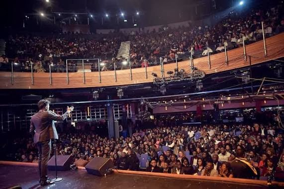 Photos basketmouth 39 s 39 uncensored 39 2014 uk tour an for Hotels 02 arena london