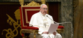 Oops! Pope Francis Accidentally Says The F-Word In Italian