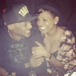 Annie Idibia Flies Back Into Lagos Finally!