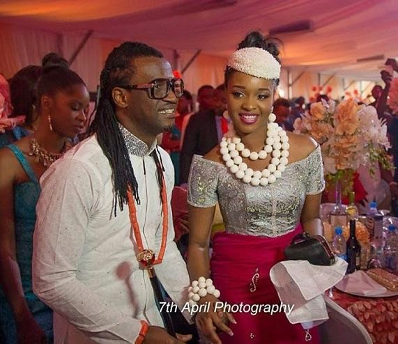 Official Photos From Anita And Paul Okoyes Traditional Wedding