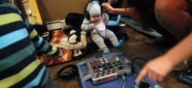 Toddlers Drop the Beats at Brooklyn's Baby DJ School