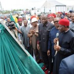 Second Niger Bridge: My Sincere Campaign Promise Has Been Made A Reality – Jonathan