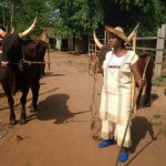 Mercy Johnson Turns Cattle Rearer In New Movie