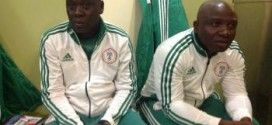 Garba Gets 12 Wild Picks from Flying Eagles Open Camp