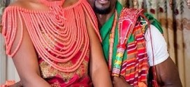 SEE Beautiful Photos From Ese Walter's Traditional Marriage