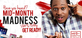 Enjoy Great Savings in Jumia's Mid-Month Madness Promotion