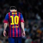 Messi Finds Cure for On-Field Illness