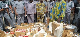 Customs Intercepts 30,000 Live Cartridges In Oyo Border Town