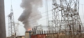 Fire Guts PHCN Control Centre In Osogbo