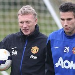Van Persie Happy at United, Glad Working Under Moyes